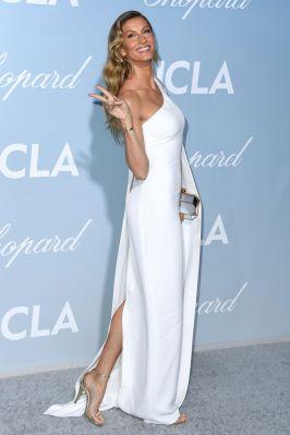 Gisele Bundchen in Stella McCartney al Hollywood For Science Gala, Los Angeles