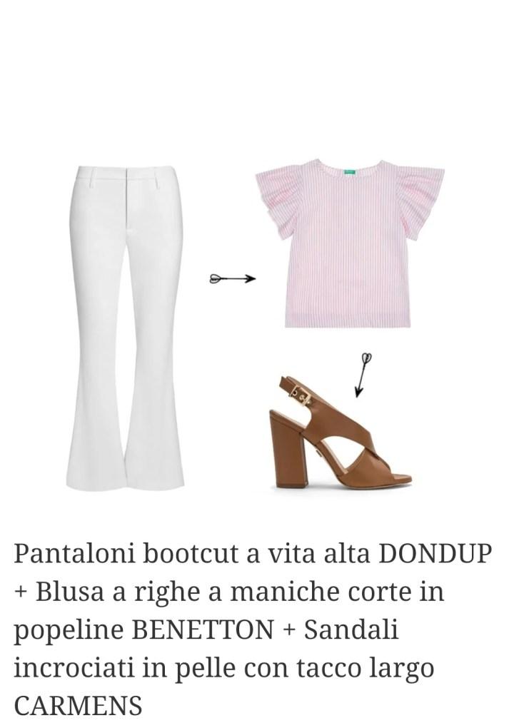 Pantaloni a vita alta: come indossare il must di stagione