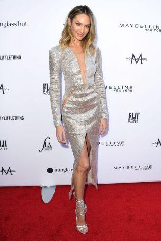 Candice Swanepoel ai Daily Front Row Fashion Awards