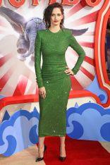 Eva Green in Alexandre Vauthier alla premiere of Dumbo, London