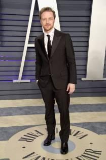 Jaime King in Schiaparelli al Vanity Fair Oscar after party, LA