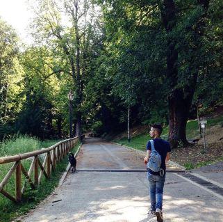 Parco Leopardi Torino