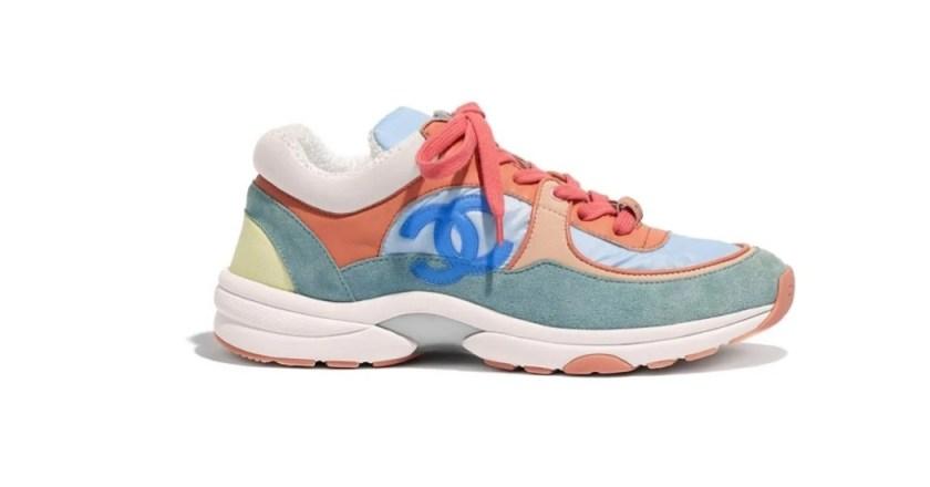 Chuncky sneakers: guardiamo il trend di stagione in fatto di scarpe