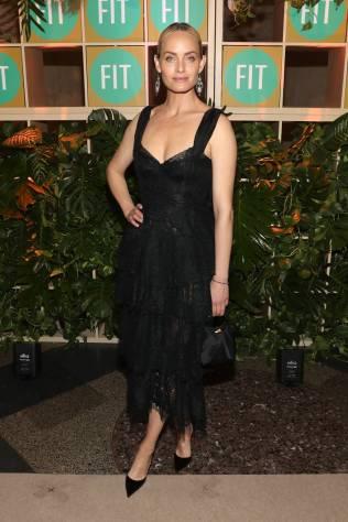 Amber Valletta al FIT's 2019 Annual Awards Gala, New York