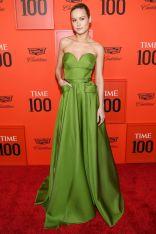Brie Larson in Prada al Time 100 Gala