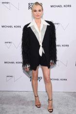 Diane Kruger al Whitney Museum Of American Art gala, New York