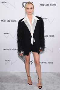 Diane Kruger al Whitney Museum Of American Art gala, New York