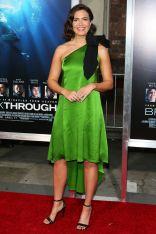 Mandy Moore alla premiere of Breakthrough, LA