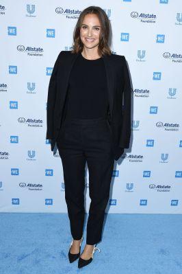 Natalie Portman al WE Day, California.