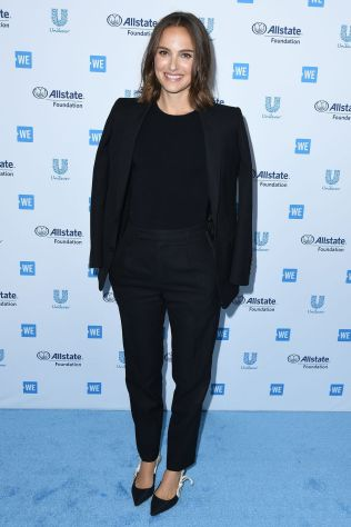 Natalie Portman al WE Day, California.