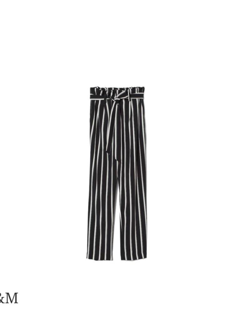 Trend pantaloni a righe: ecco tutti i modelli di stagione tra cui scegliere