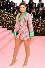 Ashley Graham in Gucci al MET Gala, NY