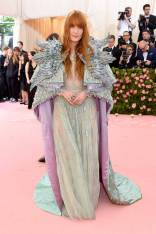 Florence Welch in Gucci al MET Gala, NY