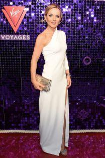 Geri Horner al Virgin Voyages event, London.