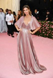 Gisele Bündchen in Dior Haute Couture al MET Gala, NY