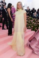 Gwyneth Paltrow in Chloé al MET Gala, NY