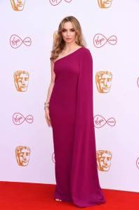 Jodie Comer in Stella McCartney ai The Bafta TV Awards, London