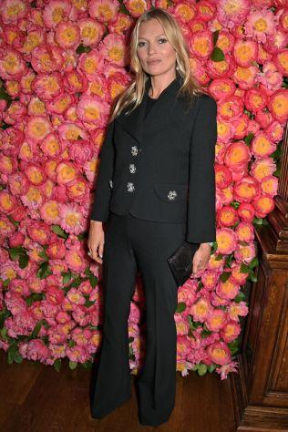 Kate Moss in Michael Kors al Michael Kors Old Bond Street store, Londra