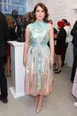 La Principessa Eugenia di York in Peter Pilotto all'Animal Ball Art Show, London