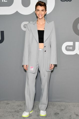 Ruby Rose al CW Network Upfront event, New York