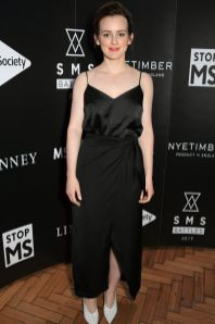 Sophie McShera al SMS Battles Quiz, London
