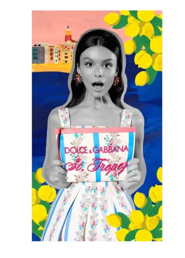 Dolce & Gabbana lancia una capsule estiva per sei città cool