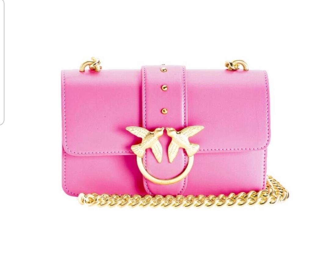 Pinko Mini Love Bag Simply: il must dell'estate guarda già all'inverno