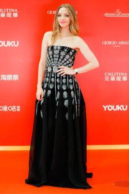 Amanda Seyfried al Shanghai International Film Festival