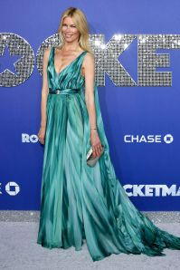 Claudia Shiffer alla premiere of Rocketman, NY