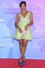 Gabrielle Union in Miu Miu al Monte Carlo TV Festival, Monaco
