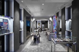 Hublot Roma boutique - inside (2)