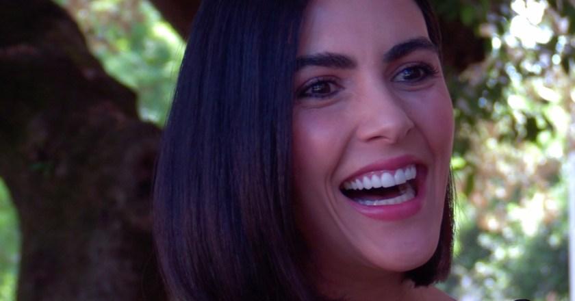 Rocio Munoz Morales sceglie Cotril per il Taormina Film Fest
