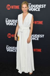 Sienna Miller alla premiere of The Loudest Voice, NY