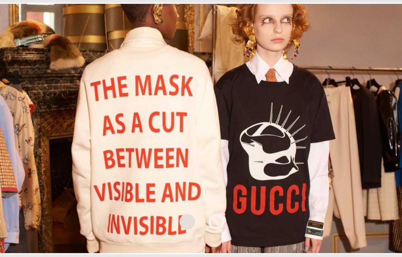 Gucci Manifesto: il gioco delle maschere diventa moda in una mini collezione