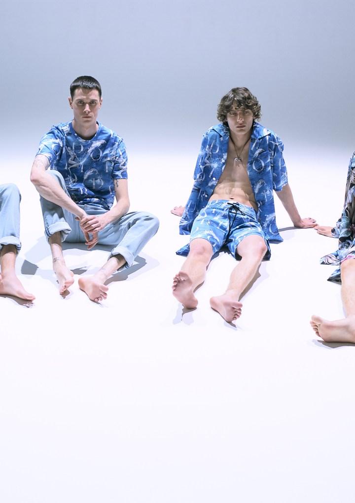 Dior presenta la sua capsule Men Beachwear