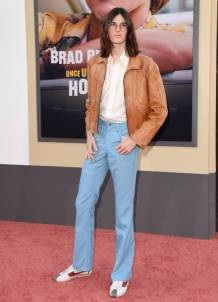 Dylan Brosnan alla Once Upon A Time...In Hollywood premiere, Los Angeles