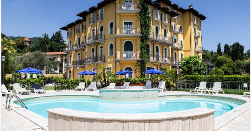 Un'estate al lago – appuntamento all'Hotel VILLA GALEAZZI