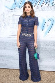 Jenna Coleman in Chanel al The Serpentine Summer party 2019, London