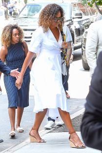 Michelle Obama, NY