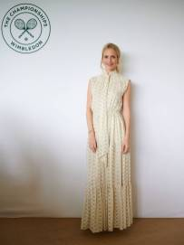 Poppy Delevingne a Wimbledon, London