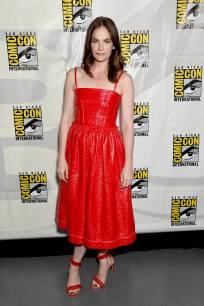 Ruth Wilson al ComicCon, San Diego