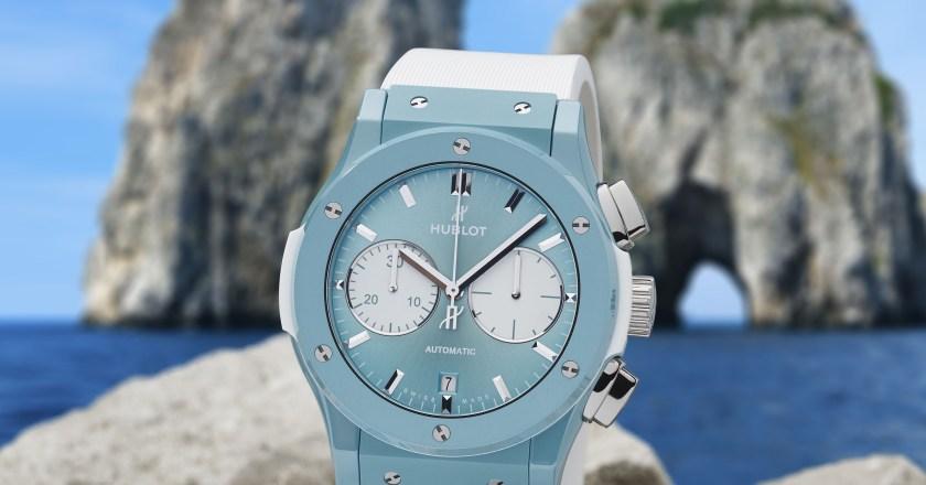 Hublot loves Capri – arriva il nuovo cronografo in limited edition
