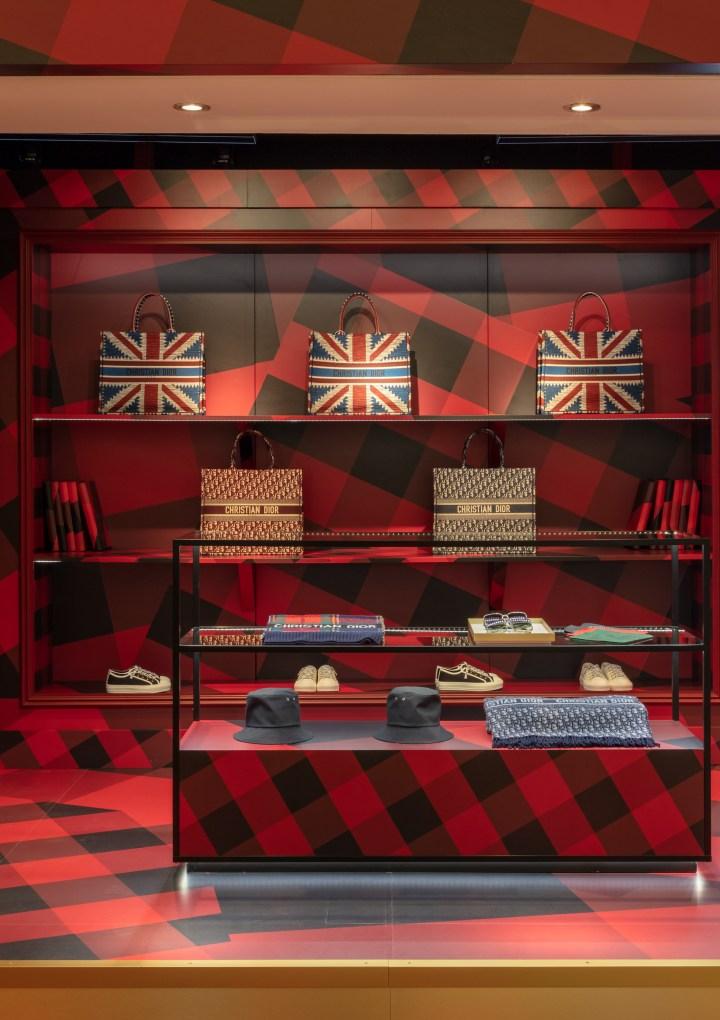 E' un successo il Dior Pop-Up Store da Harrods