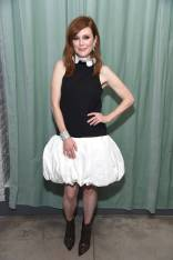 Julianne Moore in Givenchy all'After the Wedding screening, New York