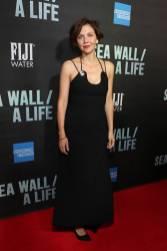 Maggie Gyllenhaal alla Sea Wall A Life Premiere, New York