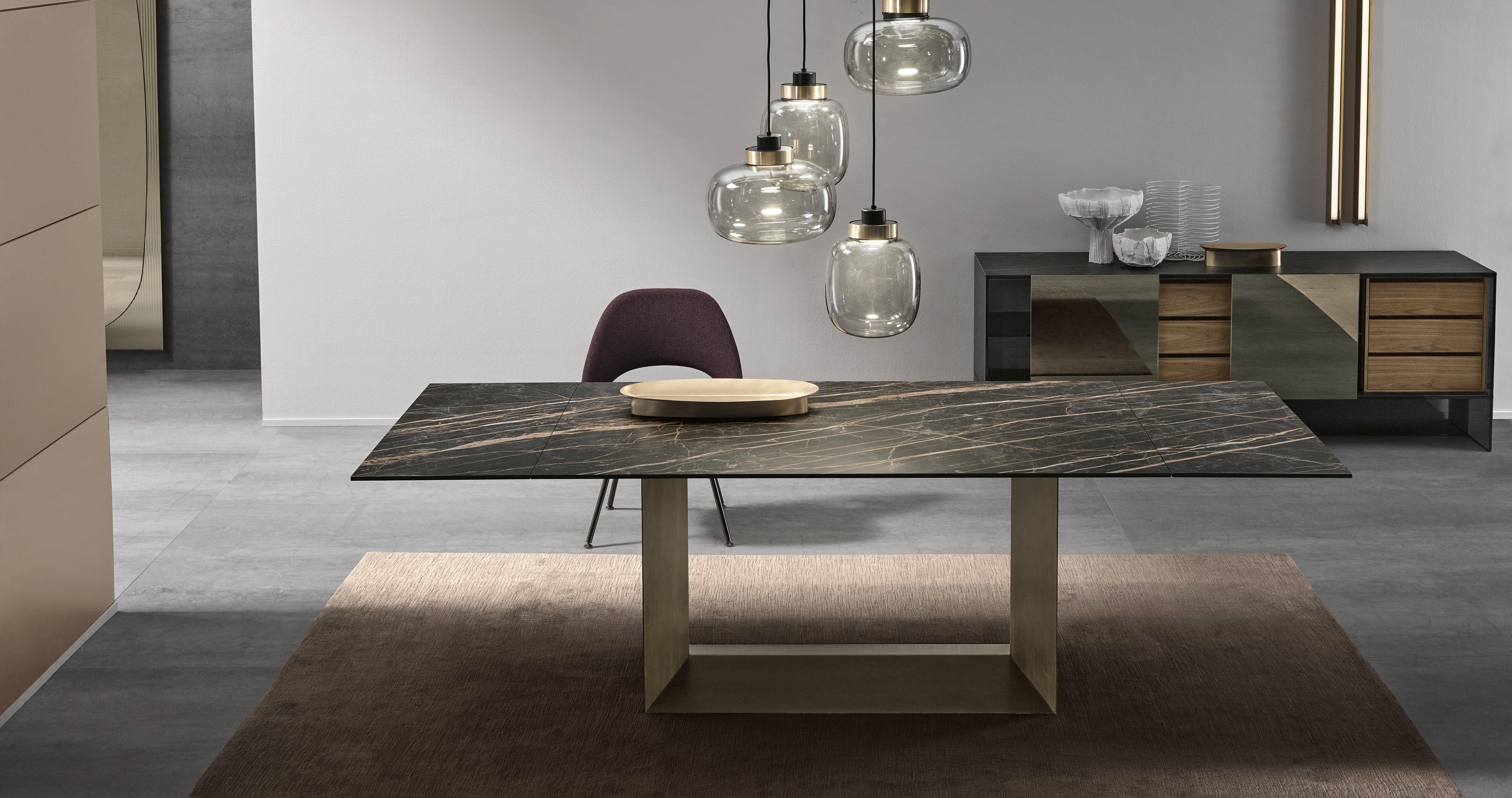 Tonelli design | Trend alert: glass + ceramic