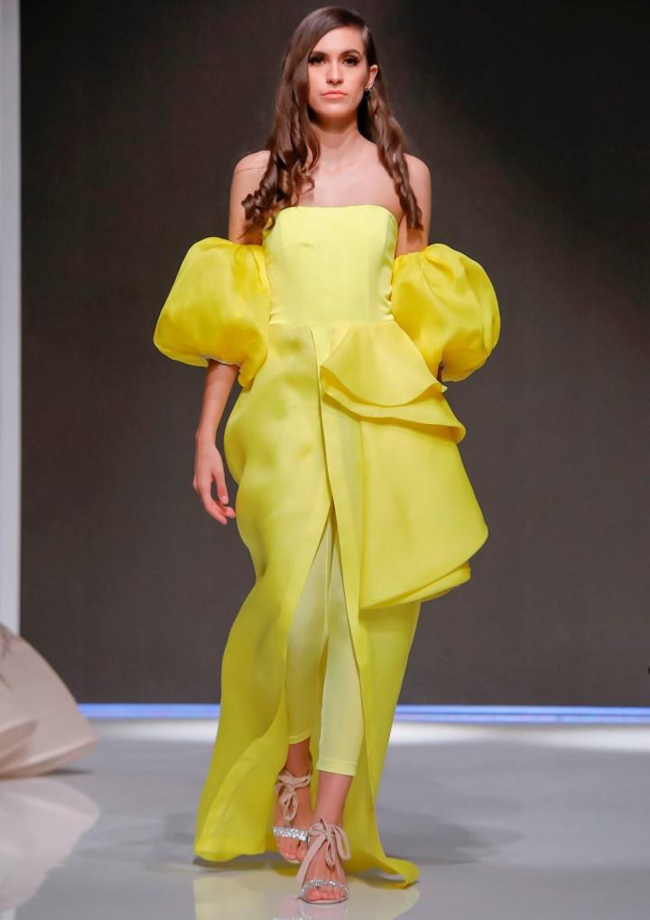 Sophia Nubes lancia la sua collezione durante la Milano Fashion Week