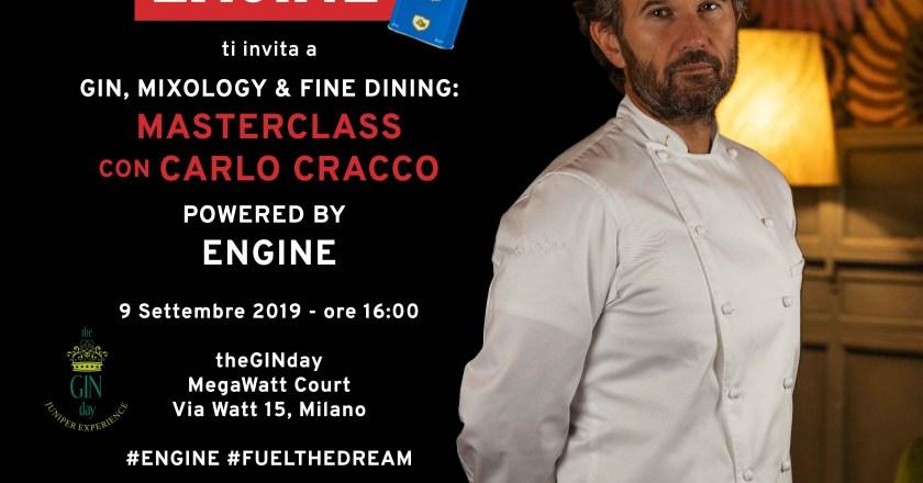 ENGINE | il nuovo gin Made in Italy che celebra il mondo dei motori