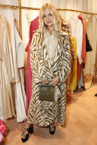 Amelia Windsor al Forte Forte London store launch