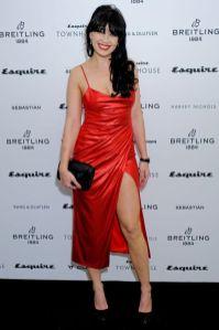 Daisy Loewe al lancio di Esquire Townhouse, London.